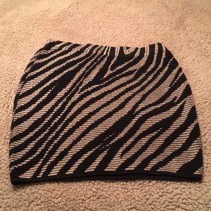 Charlotte Russe Mini Skirt Size M NWT